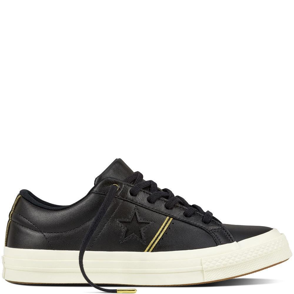 1a2a22520fd7d Converse Unisex Adults' Lifestyle One Star Ox Leather Fitness Shoes