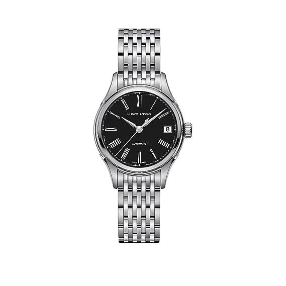 Hamilton Reloj Analogico para Hombre de Automático con Correa en Acero Inoxidable H39415134