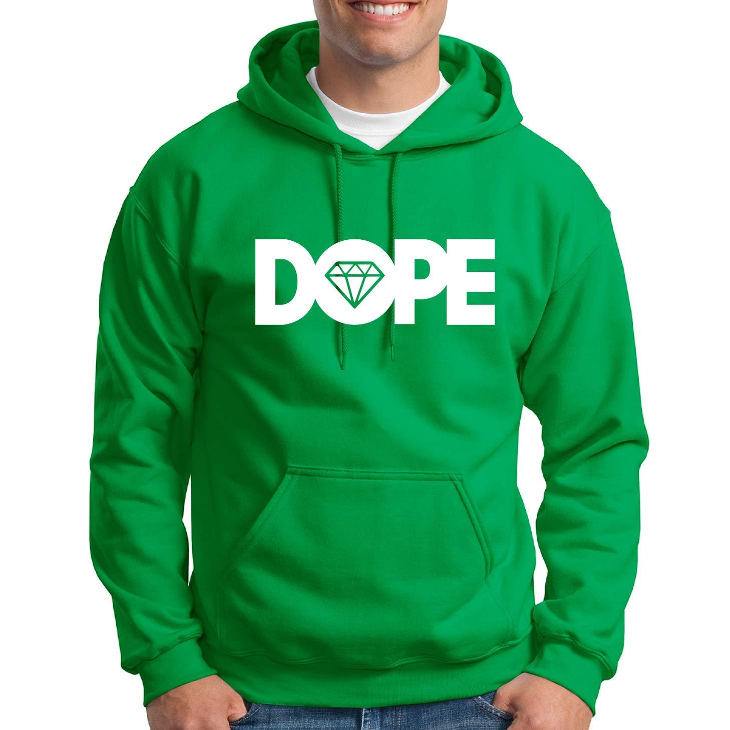 Diamond Dope - Sudadera con Capucha y Bolsillo: Amazon.es: Ropa y accesorios