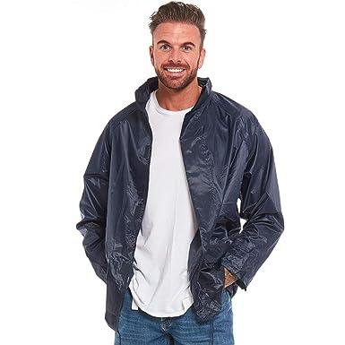 Arctic Storm 100% Waterproof Rain Jacket Coat  Amazon.co.uk  Clothing 62f8010572