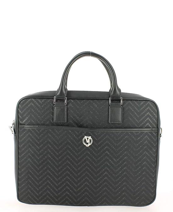 Amazon.com: Versace EE1YSBB12 E899 - Bolso bandolera para ...