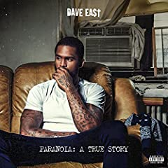 Dave East Pop's Crazy cover