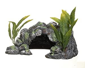 Polyresin cave decor large