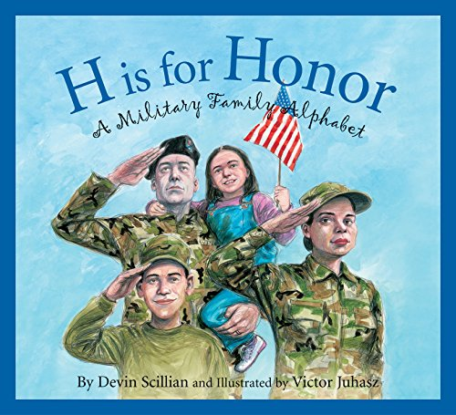 H Is for Honor: A Millitary Family - To Football Speak How