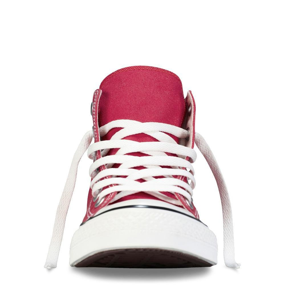 Converse Kids' Chuck Taylor All Star Canvas High Top Sneaker B0006DQ9CO 8 M US Toddler|Red