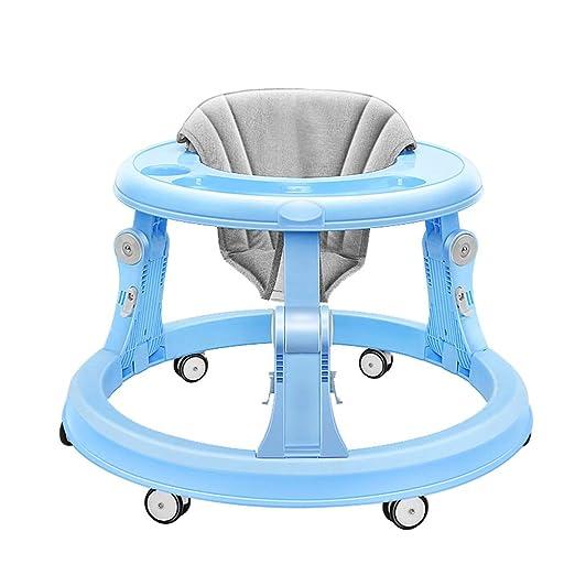 Caminador de bebé 6/7-18 Meses Empuje Manual para niños Puede ...