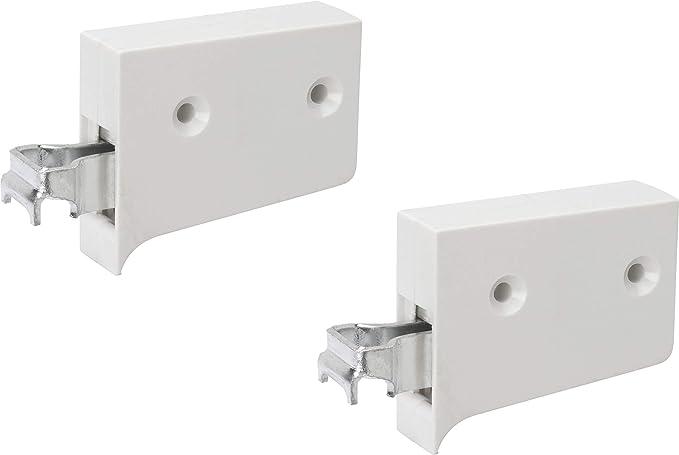 10 Paar Schrankaufhänger Schrankaufhängung Schrankhalterung links rechts
