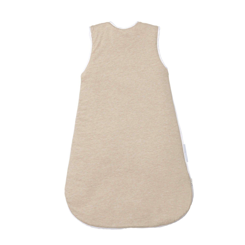 Nordic Coast bebé saco de dormir, 2,5 tog, 100% algodón de Oeko-Tex, para niños y niñas, varios tamaños desde recién nacido hasta 3 años beige beige ...