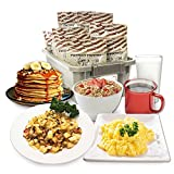 Patriot Pantry Breakfast Favorites Tote, 122 Emergency Food Servings, up to 25-Year Shelf Life