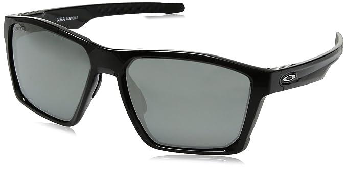 OAKLEY Targetline 939708, Gafas de Sol para Hombre, Negro (Polished Black), 58