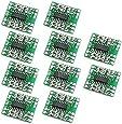 HiLetgo® 10個セット PAM8403 2*3W クラスD ミニ デジタル パワー アンプボード AMP 2.5-5V入力 [並行輸入品]
