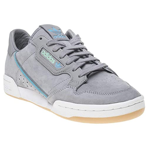 Adidas Originals X Tfl Continental 80 Niño Zapatillas Gris: Amazon.es: Zapatos y complementos