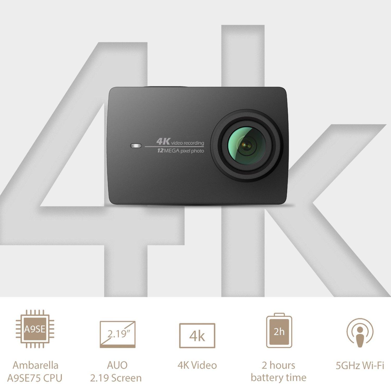 Cámara deportiva Xiaomi YI 4K por solo 279,99€