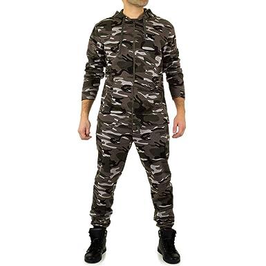 camouflage anzug herren