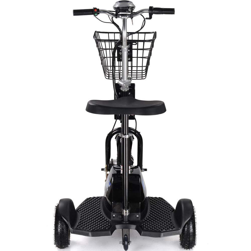 Amazon.com: Trike eléctrico resistente para adultos, mini ...