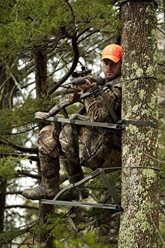 Summit Treestands 180 Max SD Climbing Treestand, Mossy Oak by Summit Treestands (Image #6)