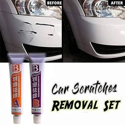 Amazon Com Fine Multipurpose Car Scratches Repair Wax