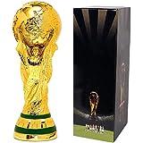 HerculesワールドカップトロフィーサッカーワールドカップトロフィーモデルSoccer Championship Trophyファンお土産
