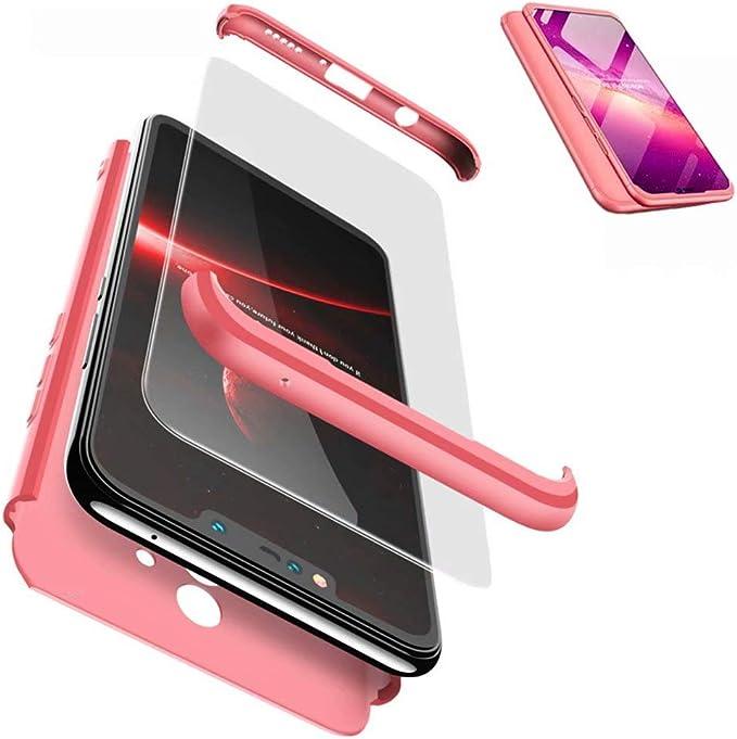 95 opinioni per JJWYD Custodia a Huawei Mate 20 lite Case Cover originale a 360 gradi Protezione