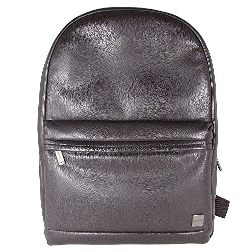 Knomo Luggage Men's Albion Backpack, Black, One Size by Knomo