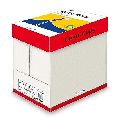 Papyrus Papel Impresora láser a color Copy, satinado, DIN A4, 21 ...