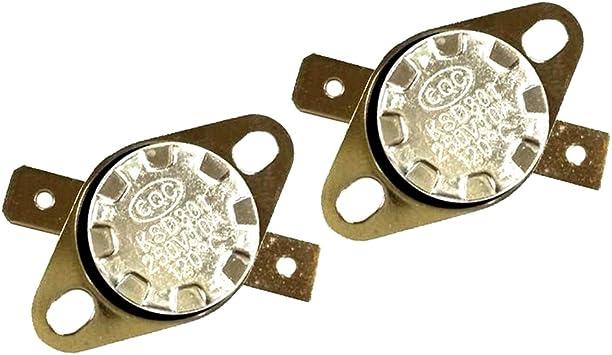 Interruptor Térmico de Termostato KSD301 utiliza Ampliamente para ...
