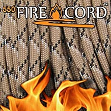 Fire Cord 550 Paracord, Desert Storm Camo by Fire Cord