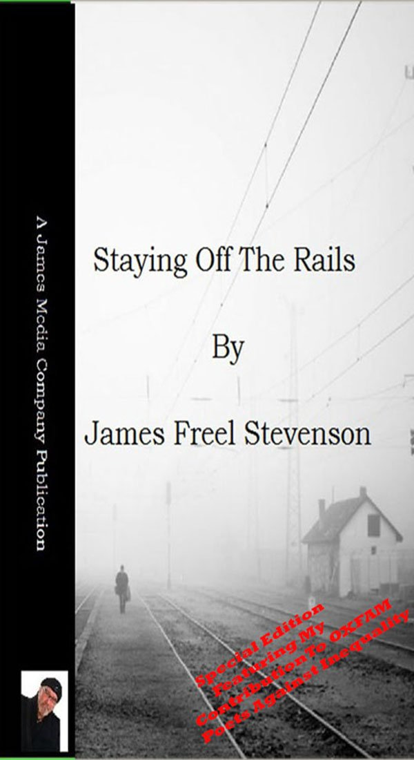 Staying Off The Rails eBook: James Freel Stevenson: Amazon in