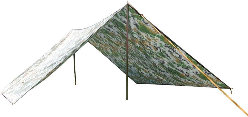 Outdoor Camouflage Sonnensegel Sonnenschutz Baldachin Zelt Plane UV-Schutz DE 1X