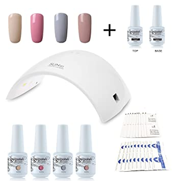 kit ongles permanent