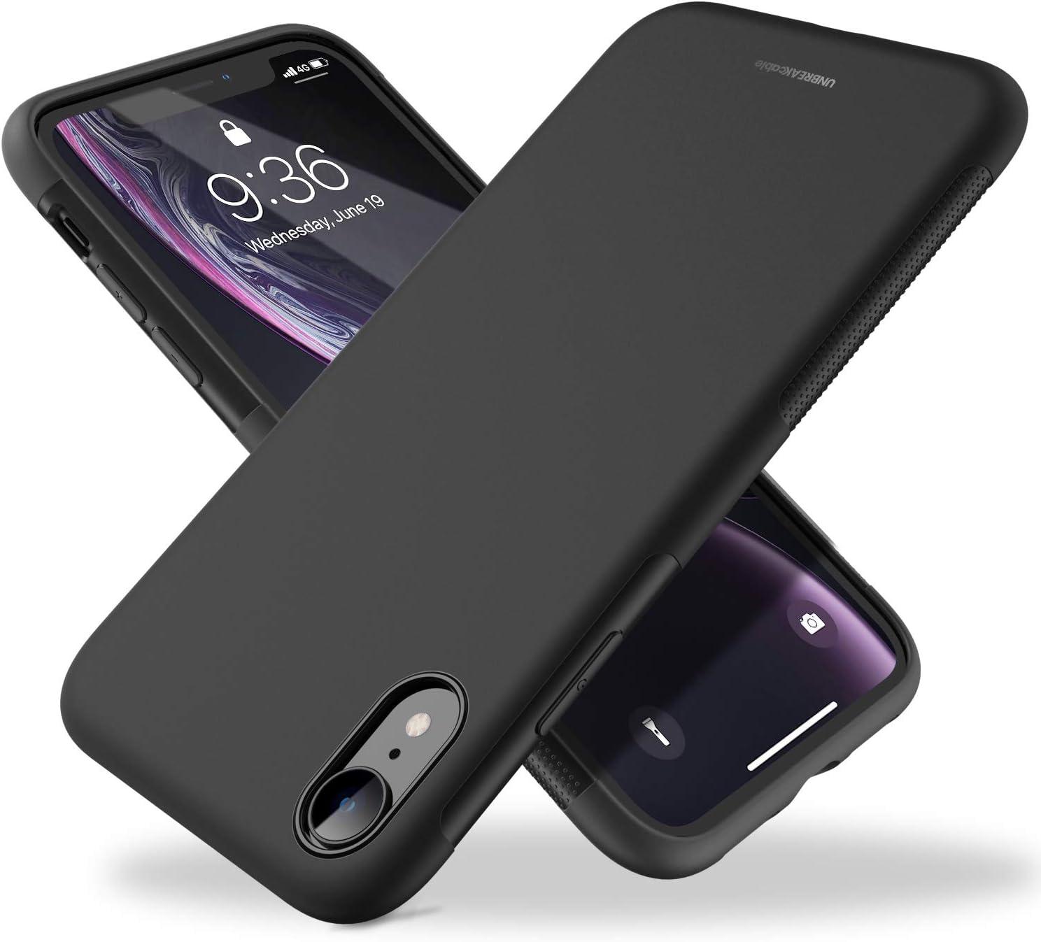 UNBREAKcable iPhone XR Hülle – [Fallschutz - IPhone Hülle