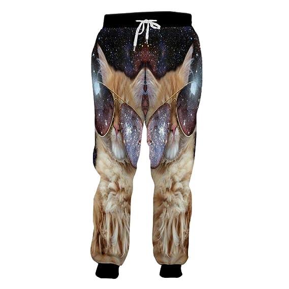 la meilleure attitude 2d64a 1cf6f Printemps Et Automne Style Hommes Pantalons SurvêTement 3D ...