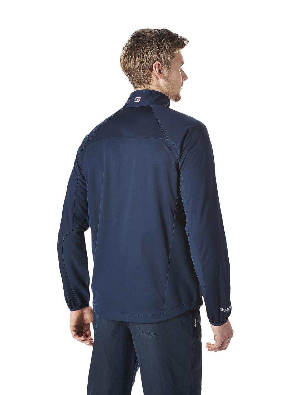 Berghaus Mens Cadence Soft-Shell Jacket Berghaus USA