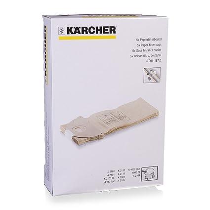 Kärcher Bolsas de filtro 5St. (6.904-167.0)