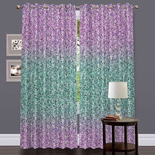 Red Vow Blackout Curtains 96 inches Long