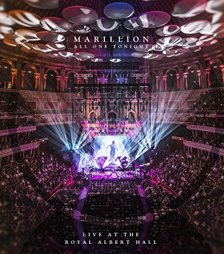 All One Tonight (Live At The Royal Albert Hall) [Blu-ray] by Earmusic