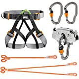 Professional Zipline Harness System SYS1