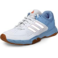 Adidas Quick Force 3.1 White Badminton Shoe for Women