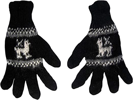Alpaca Gloves Mittens Gamboa Available in Various Colors Winter Gloves Unisex Alpaca Gloves