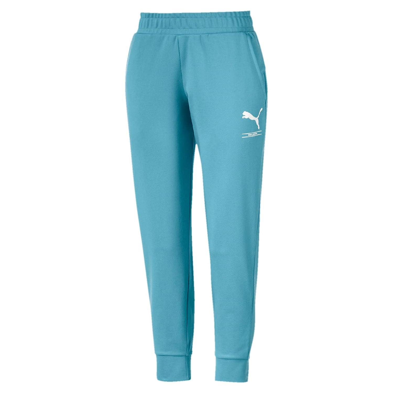 Puma Nu-Tility Sweat Pants Chándal, Mujer, Milky Blue, L: Amazon ...