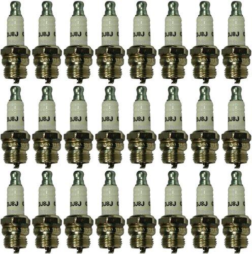 Champion DJ8J-24PK Shop Pack of 24 Copper Plus Small Engine Spark Plug # 847