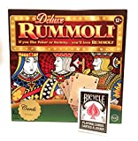 Deluxe Rummoli Game (Cards Included)