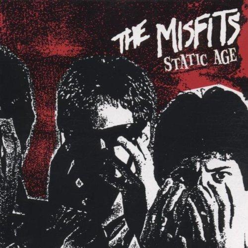 CD : Misfits - Static Age