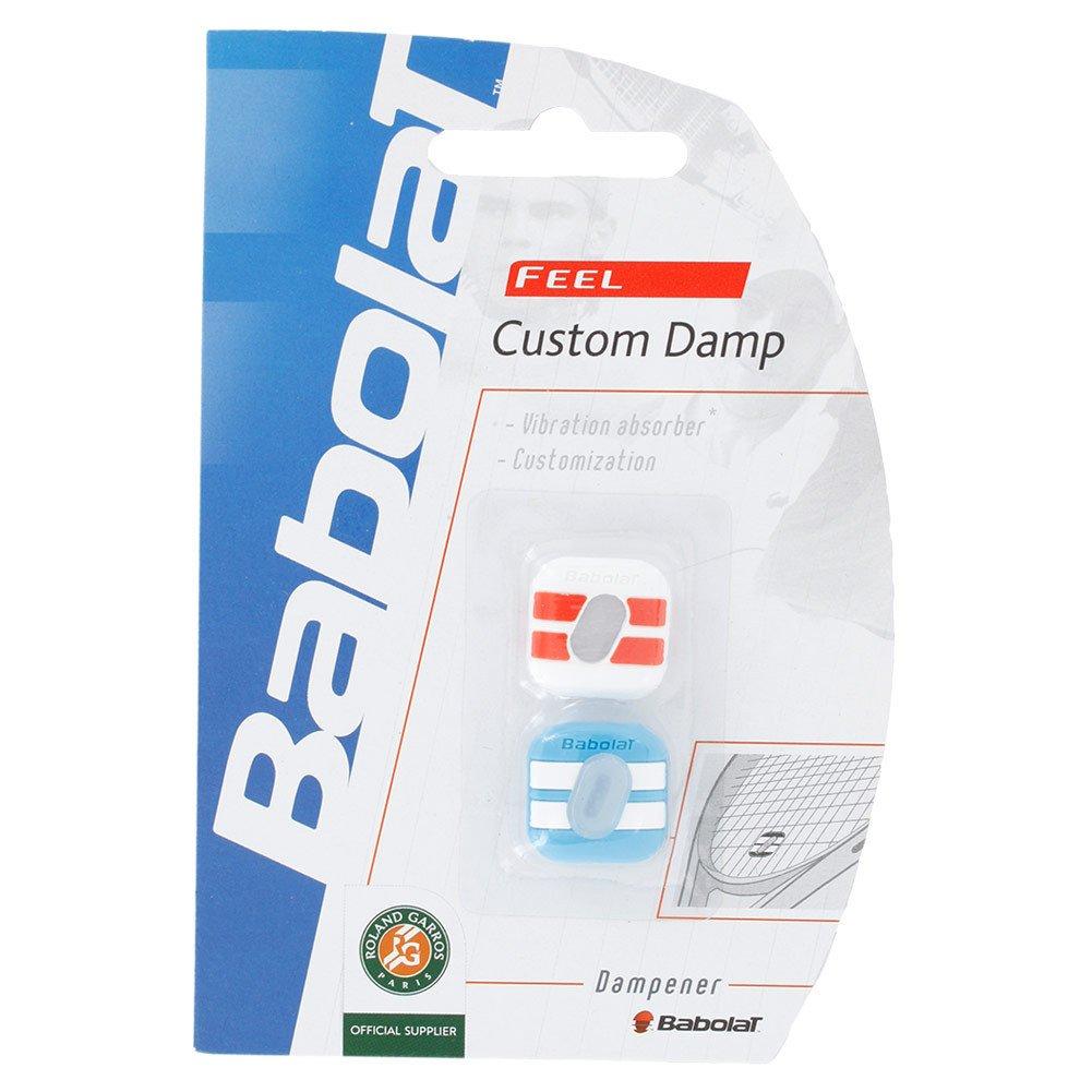 Babolat Custom Damp2 700024-142 Homme Anti-vibrateur Pour Raquette Tennis Noir 97180167900000