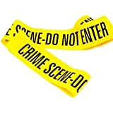 Prank Crime Scene,Police and Biohazard Barricade Tapes