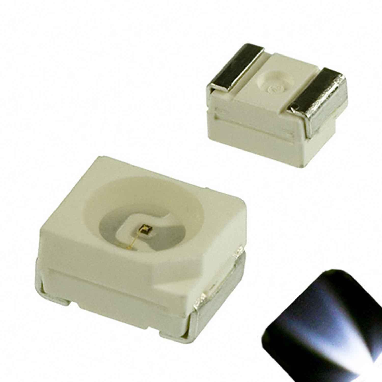 Wholesale 1000pcs 1210 3528 SMD SMT PLCC-2 Purple UV POWER TOP 2500 MCD Ultra
