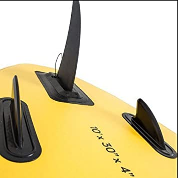 GPP Kayak Accessories Skeg Tracking Fin Integral Fin Mounting Points  Watershed Board Canoe