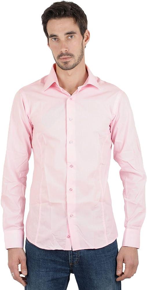 Torrente camisa hombre Comics rosa - hombre - L: Amazon.es: Ropa y accesorios