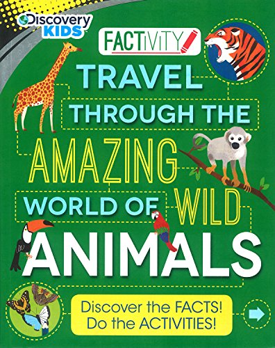 Top 9 discovery kids factivity book