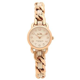 f1e00218c792 Amazon   [コーチ] 腕時計 レディース COACH 14502726 ローズゴールド ...